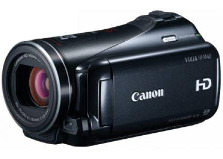 Canon - HF M40 - Camcorders & Action Cameras