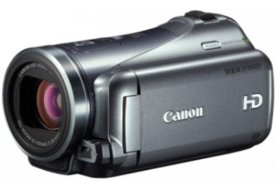 Canon - HF M400 - Camcorders