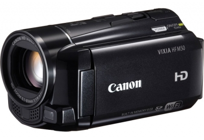 Canon - HF M50 - Camcorders
