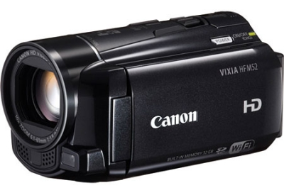 Canon - HF M52 - Camcorders