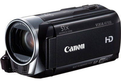 Canon - HF R30 - Camcorders