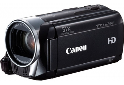 Canon - HF R300 - Camcorders