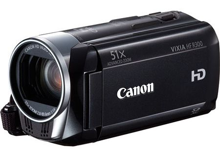 Canon - HF R300 - Camcorders & Action Cameras