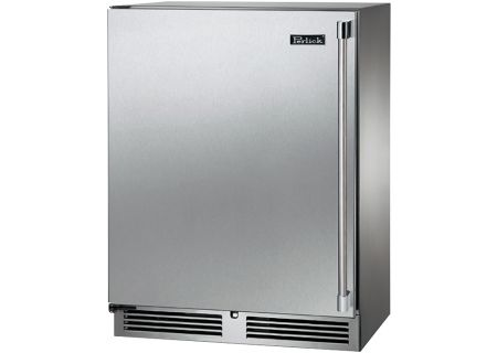 "Perlick 24"" Stainless Steel Signature Series Indoor Beverage Center - HH24BS-3-1L"
