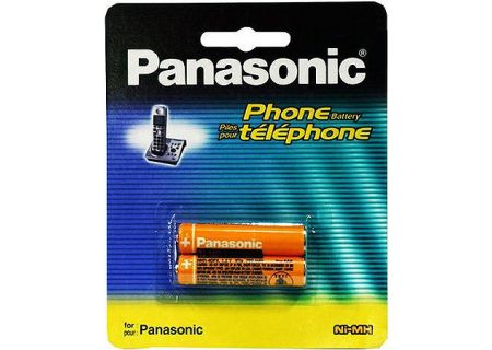 Panasonic Cordless Telephone Battery - HHR-4DPA