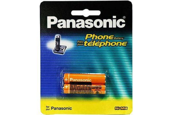 Large image of Panasonic Cordless Telephone Battery - HHR4DPA