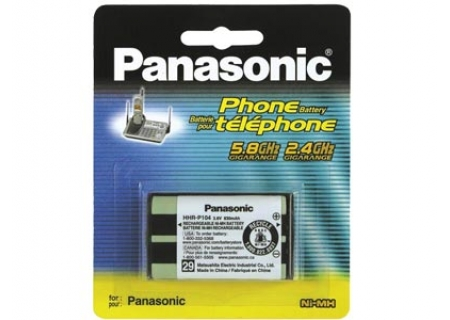 Panasonic - HHRP104A - Cordless Phone Rechargeable Batteries