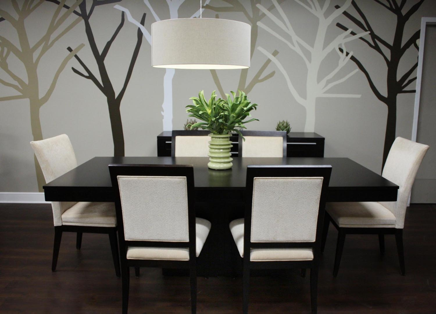 Canadel High Style Dining Room Set