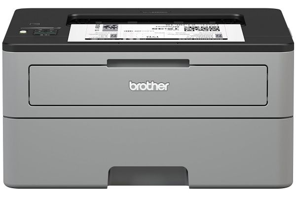 Large image of Brother Compact Laser Printer With Wireless And Duplex Printing - HLL2350DW