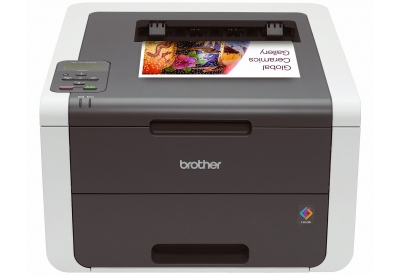 Brother Digital Color Printer With Wireless Networking - HL-3140CW