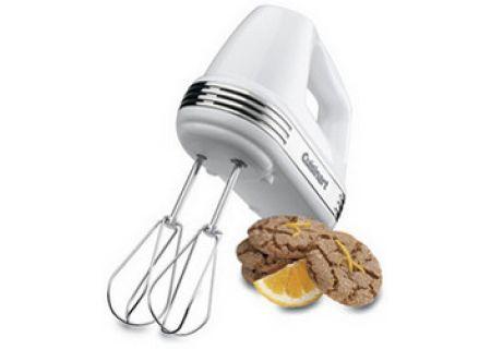 Cuisinart 5-Speed White Hand Mixer - HM50