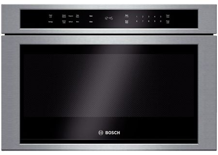 Bosch - HMD8451UC - Microwaves