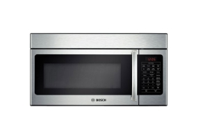 Bosch - HMV8051U - Microwave Ovens & Over the Range Microwave Hoods