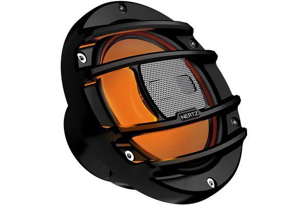 """Large image of Hertz 6.5"""" Marine & PowerSports RGB LED Coaxial Speakers - HMX6.5S-LD"""