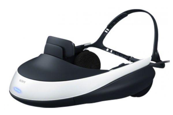 Sony Personal 3D Viewer - HMZT1