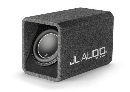 JL Audio Single Wedge Enclosed Subwoofer - HO110-W6v3