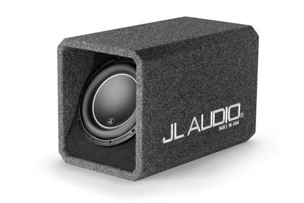 Large image of JL Audio Single Wedge Enclosed Subwoofer - 93310