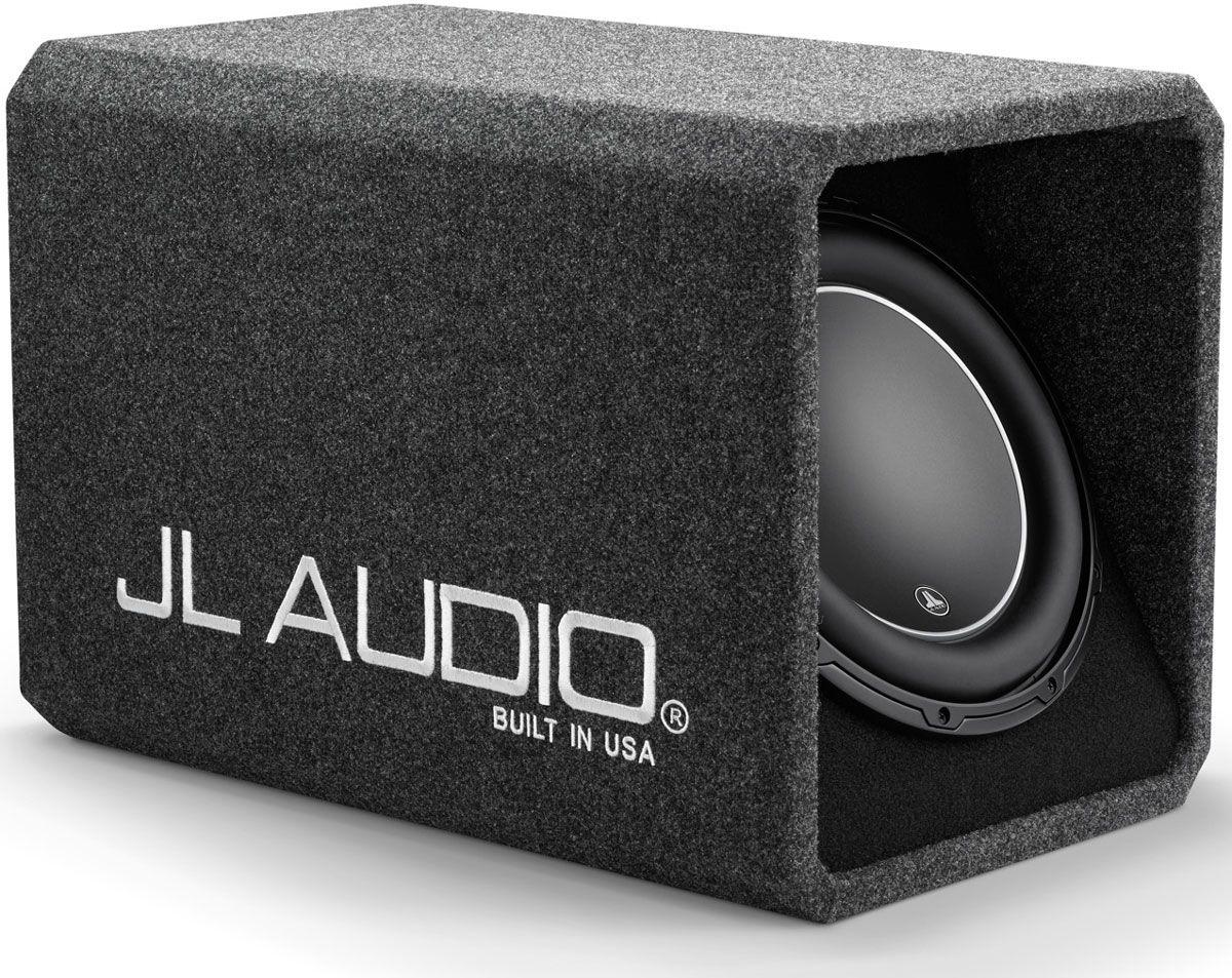 JL Audio H O  Single 2 Ohm Ported Subwoofer