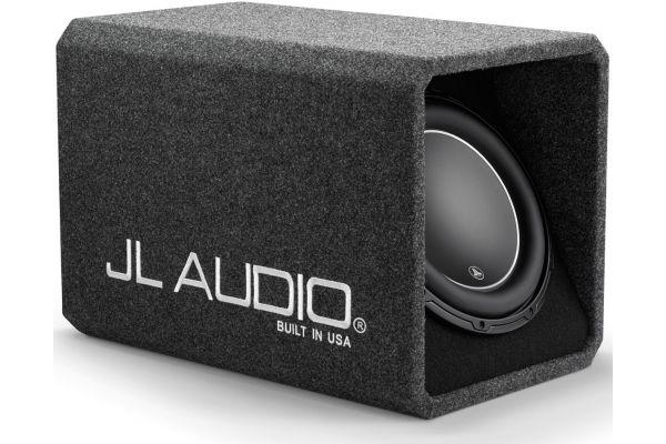 Large image of JL Audio H.O. Single 2 Ohm Ported Subwoofer - 93315