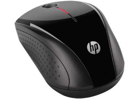 HP X3000 Black Wireless Mouse - HP-H2C22AA