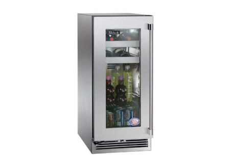Perlick - HP15BS-3-3L - Wine Refrigerators and Beverage Centers