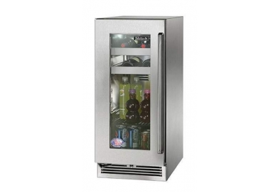 Perlick - HP15BO-3-3LC - Wine Refrigerators and Beverage Centers