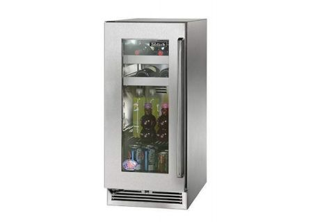 Perlick - HP15BS-3-3LC - Wine Refrigerators and Beverage Centers