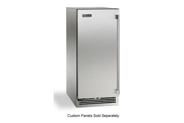 "Perlick 15"" Panel Ready Signature Series Outdoor Refrigerator  - HP15RO-3-2L"