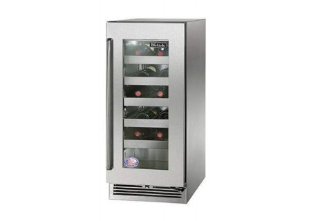 Perlick - HP15WS-3-3RC - Wine Refrigerators and Beverage Centers
