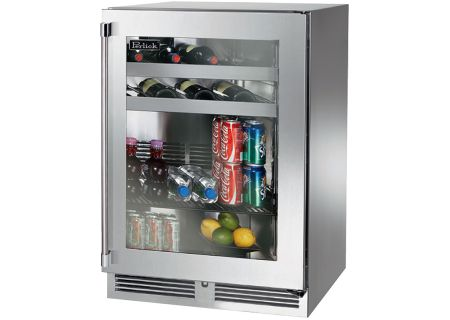 Perlick - HP24BO-3-3R - Wine Refrigerators and Beverage Centers