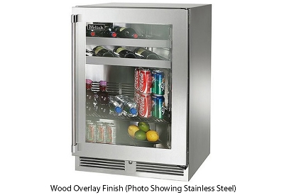 Perlick - HP24BS-3-4R - Wine Refrigerators and Beverage Centers