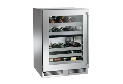 Perlick - HP24DS-3-3L - Wine Refrigerators and Beverage Centers