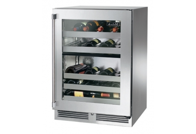 Perlick - HP24DS-3-3R - Wine Refrigerators and Beverage Centers