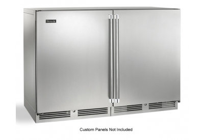 Perlick - HP48WO-S-3-2L-2R - Wine Refrigerators and Beverage Centers