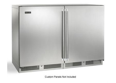 Perlick - HP48WO-S-3-2L-2R - Wine Refrigerators and Beverage Centers