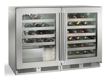 Perlick - HP48WW-S-3-3L-3R - Wine Refrigerators and Beverage Centers