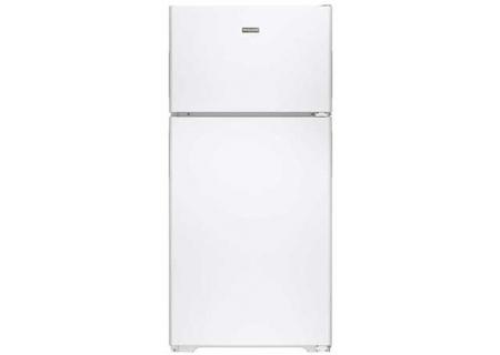 GE - HPS15BTHRWW - Top Freezer Refrigerators