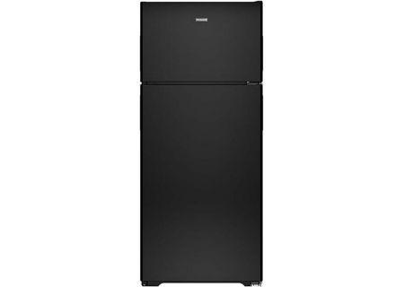 GE Hotpoint Black Top Freezer Refrigerator - HPS18BTHBB