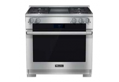 Miele - HR1936 DF GD - Dual Fuel Ranges