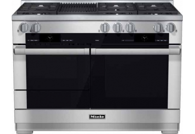 Miele - HR1955 DF GR LP - Dual Fuel Ranges