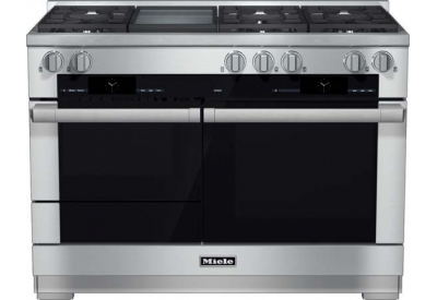 Miele - HR1956 DF GD - Dual Fuel Ranges