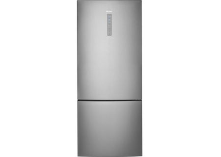 Haier - HRB15N3BGS - Bottom Freezer Refrigerators
