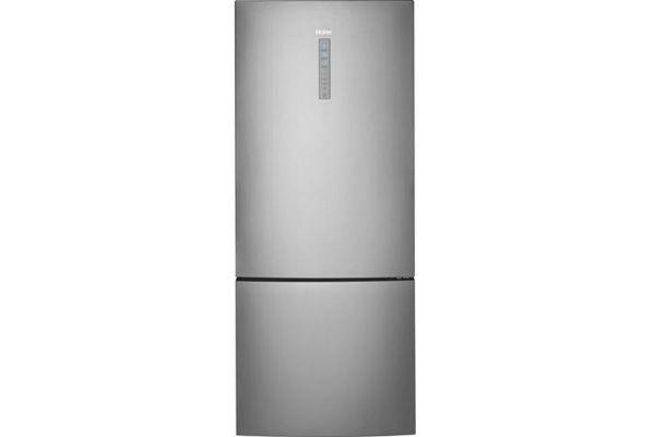 Haier 15 Cu. Ft. Bottom Mount Refrigerator - HRB15N3BGS