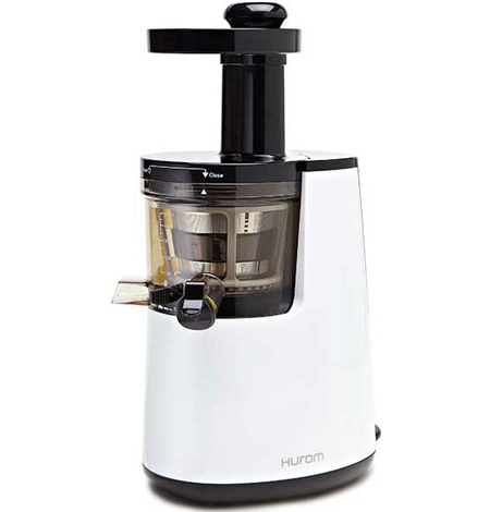 Hurom Premium Pearl White Slow Juicer - HR-M0030 - Abt