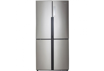 Haier - HRQ16N3BGS - French Door Refrigerators