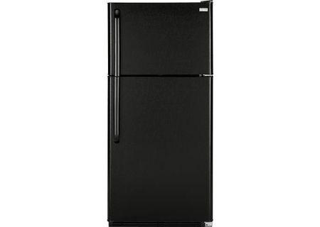 Haier Black Top Freezer Refrigerator - HRT18RCWB