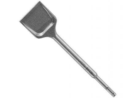 "Bosch Tools 2-1/2"" X 10"" Wide Chisel SDS-Plus Bulldog Xtreme Hammer Steel  - HS1427"