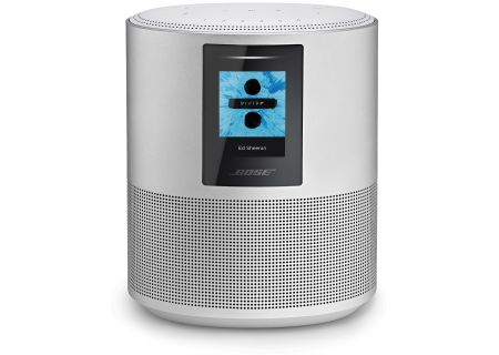 Bose Luxe Silver Home Speaker 500 With Amazon Alexa - 795345-1300