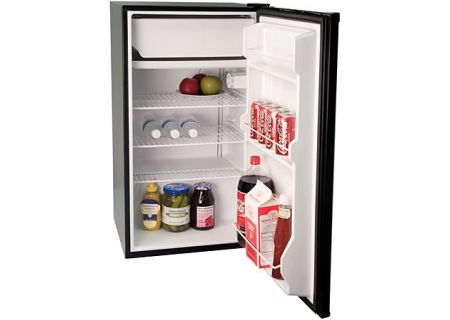 Haier - HSA04WNCBB - Compact Refrigerators