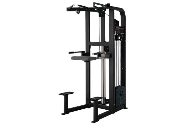Large image of Life Fitness Hammer Strength Select Assist Dip Chin - HSADC